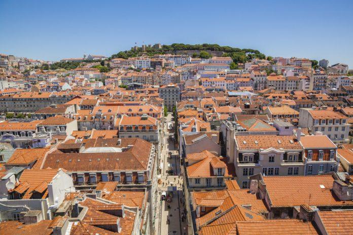 Lisboa capital de Portugal